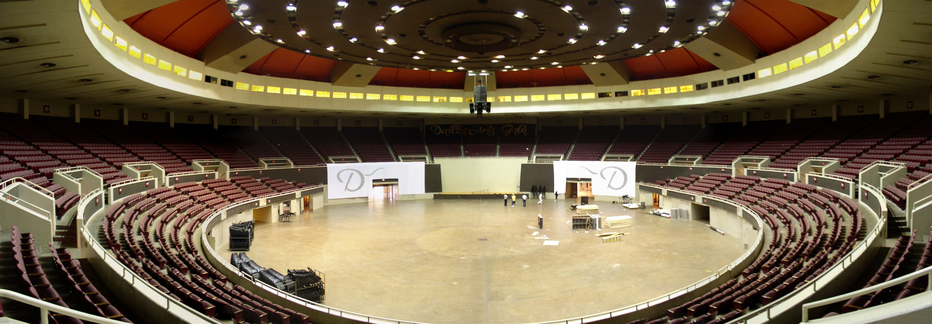 Location Photos Of Dallas Convention Center - Arena-1006