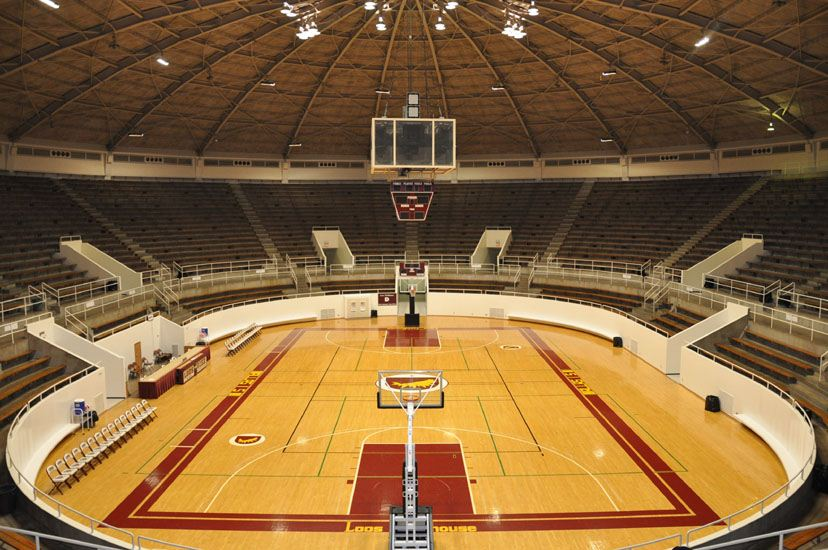 Location Photos of Loos Field House - Basketball