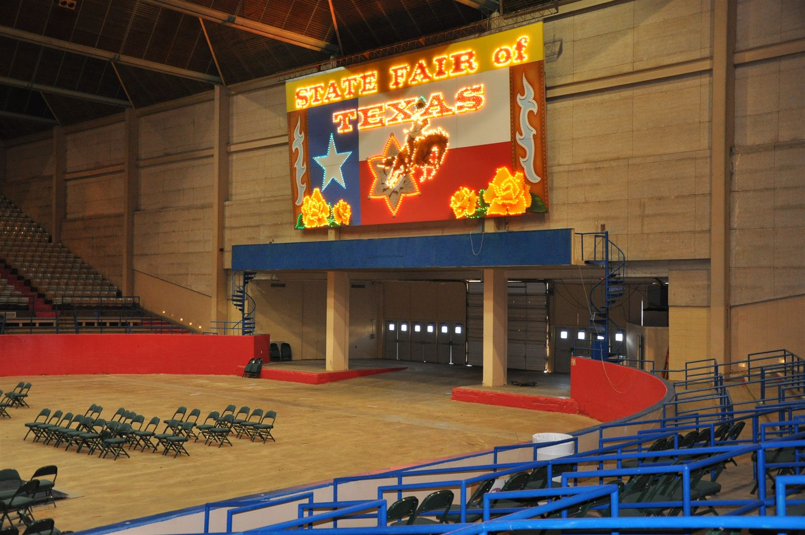 Location Photos of Fair Park - Coliseum