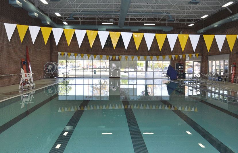 Location Photos of Bachman Rec Center, Indoor Pool